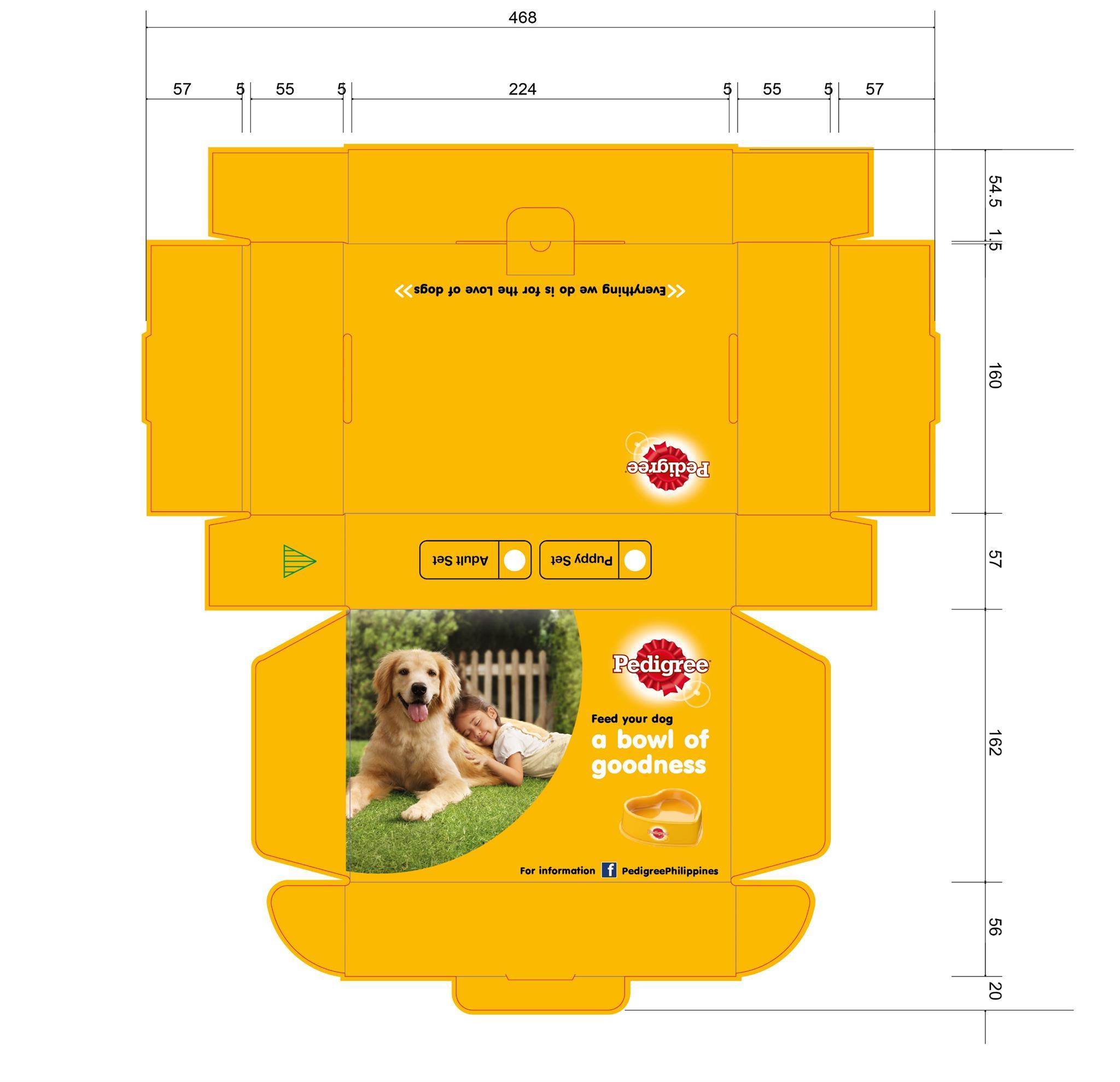predigree-box-design
