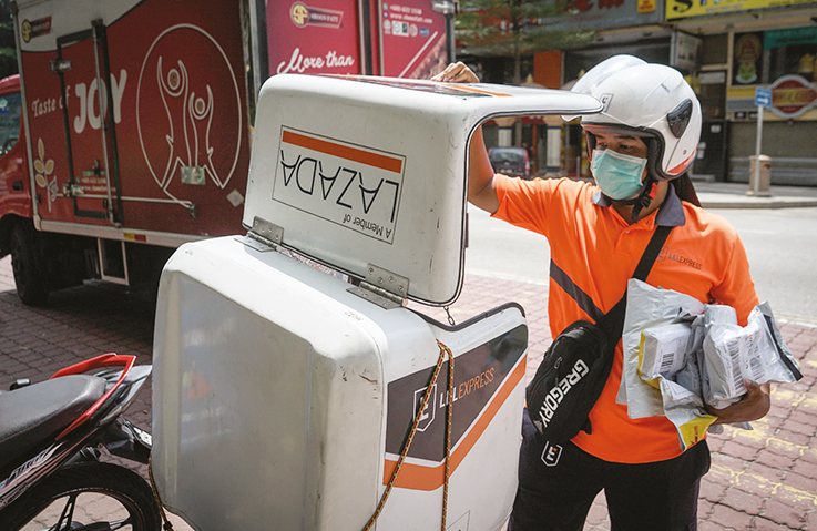 Lazada launches RM10m stimulus package for new, old sellers